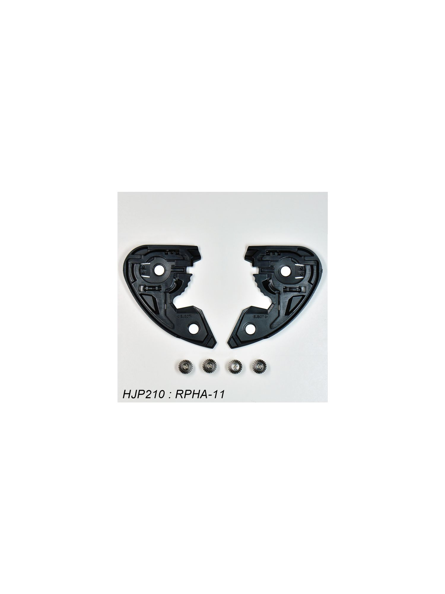 HJP210 | ギアプレートセット:RPHA11.RPHA70