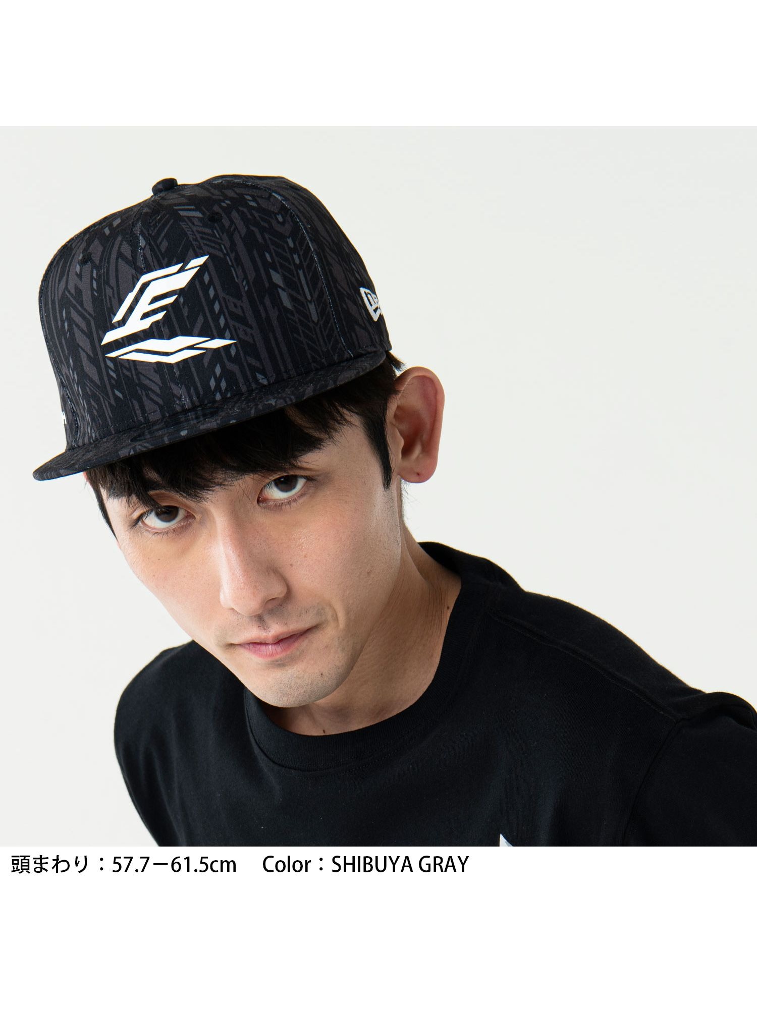 NEC010 9FIFTY[2colors]【TOKYO UNION COLLECTION】