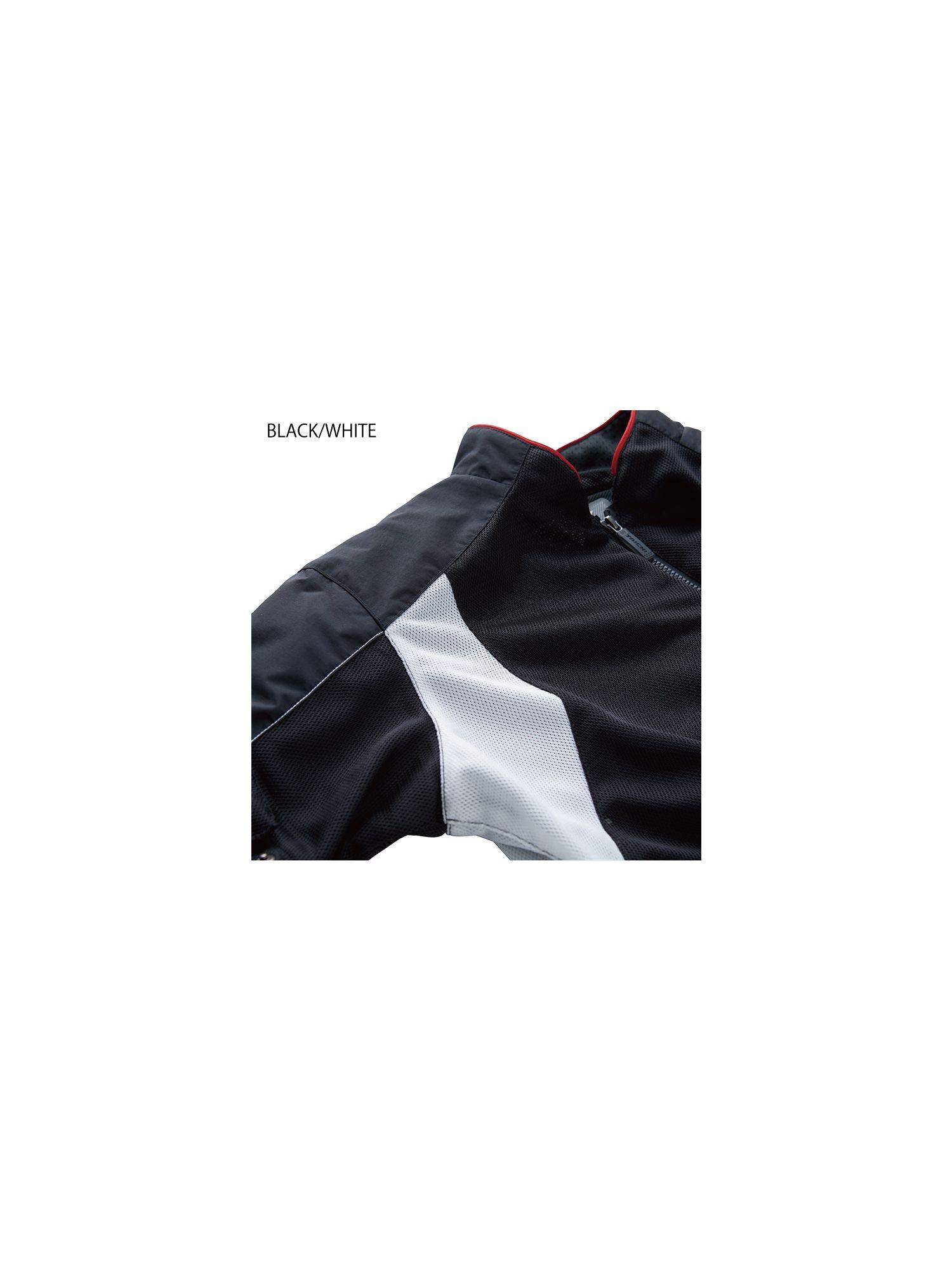 RSJ317   クルー メッシュジャケット[2colors]