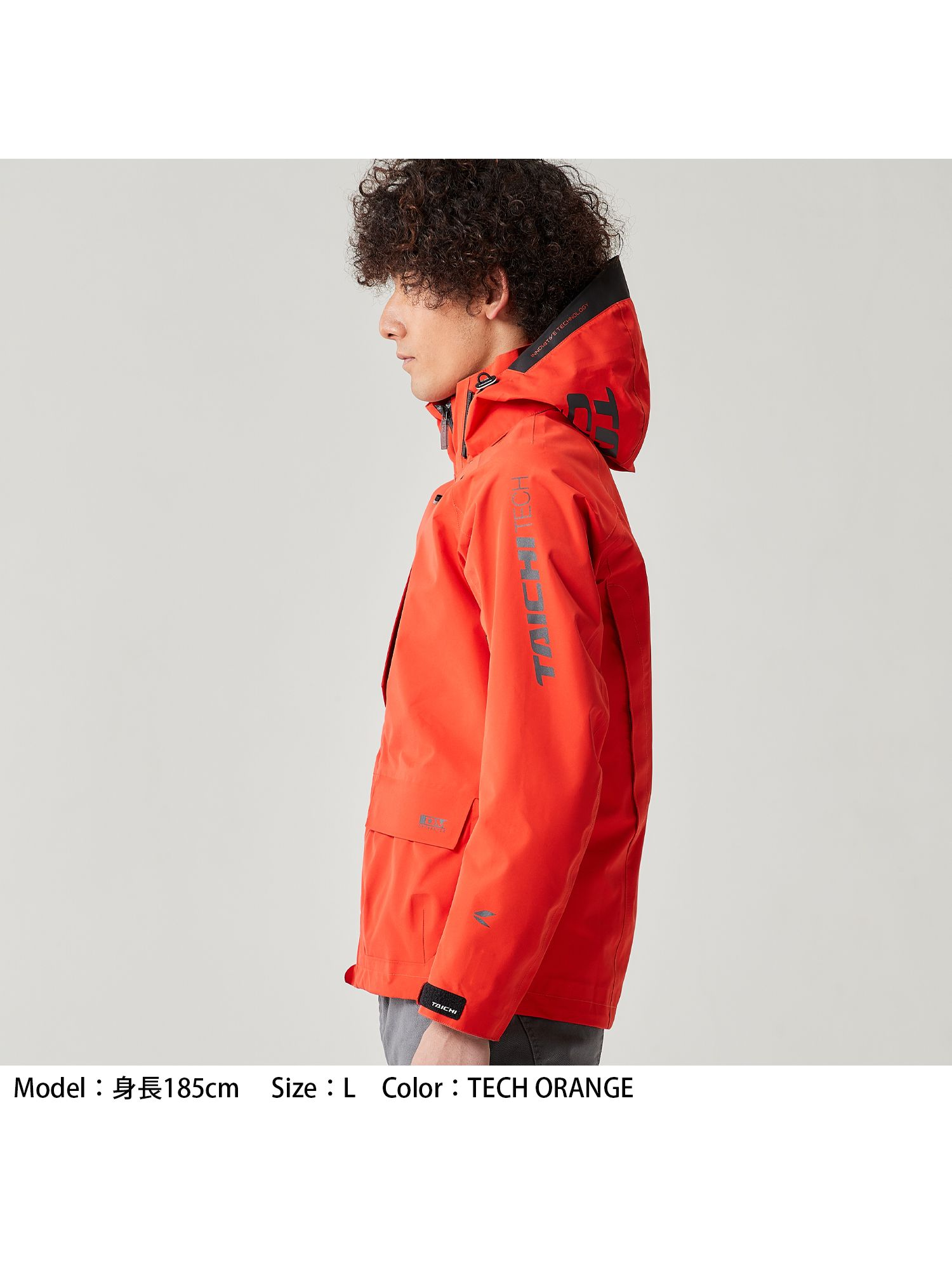 RSJ324 | DRYMASTER FIELD PARKA[4colors]