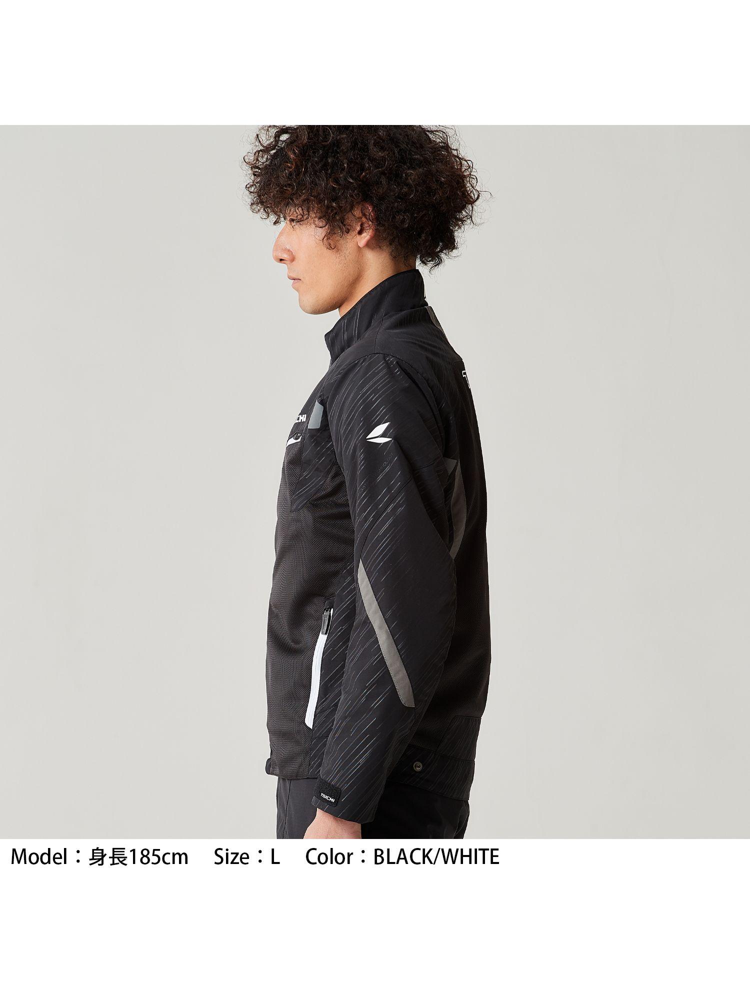 RSJ331|トルク メッシュジャケット [3colors]