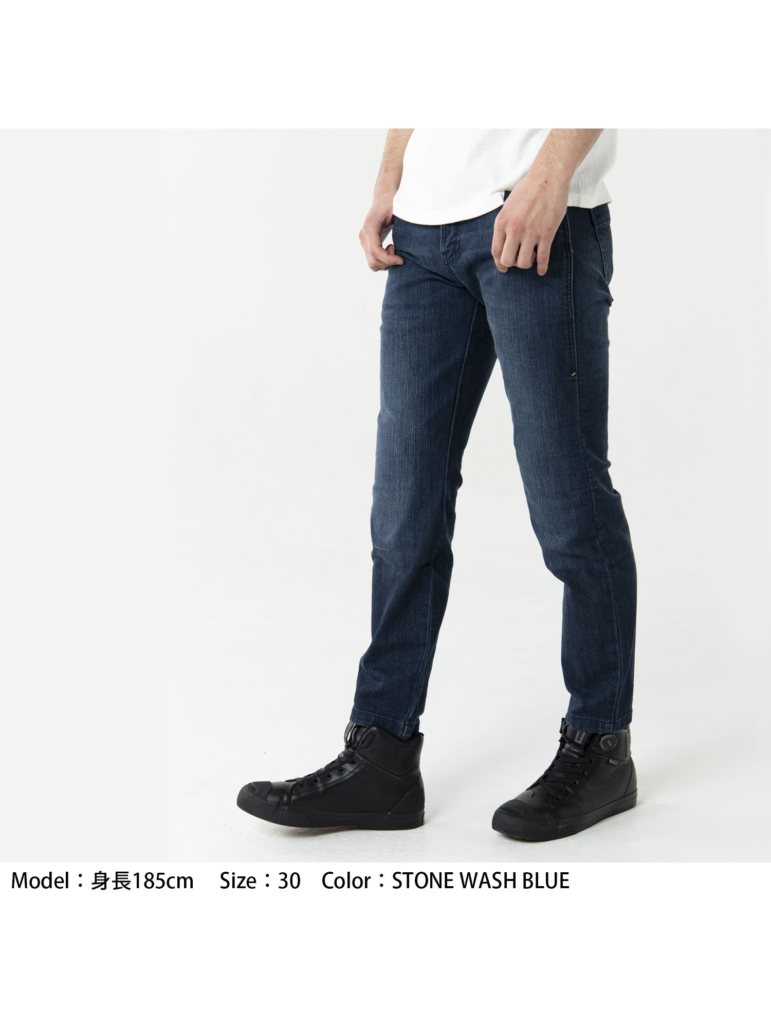 RSY260 | CORDURA STRETCH DENIM(SHORT)[2colors]