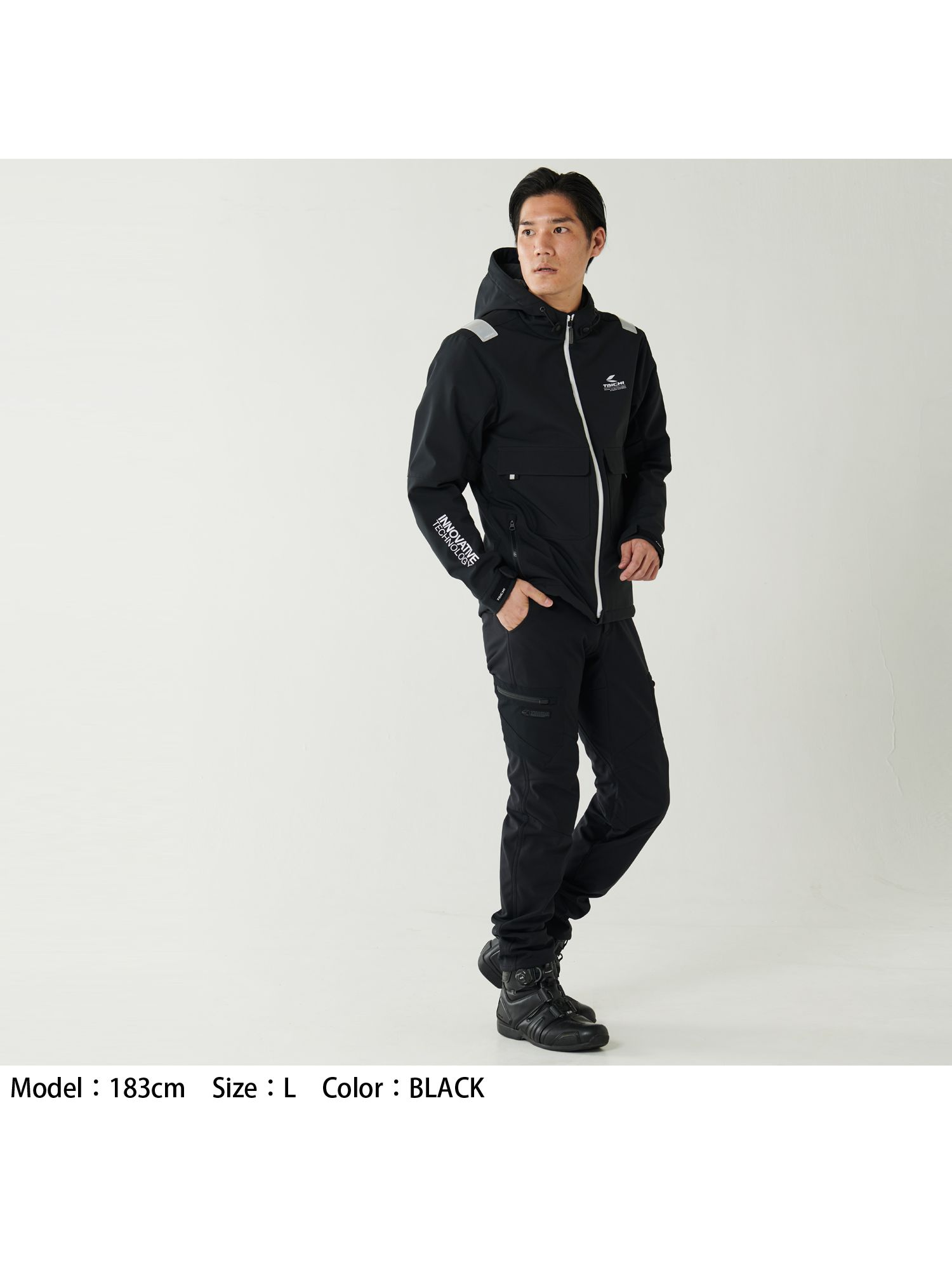 RSY555   WINDSTOP SOFTSHELL PANTS[3colors]