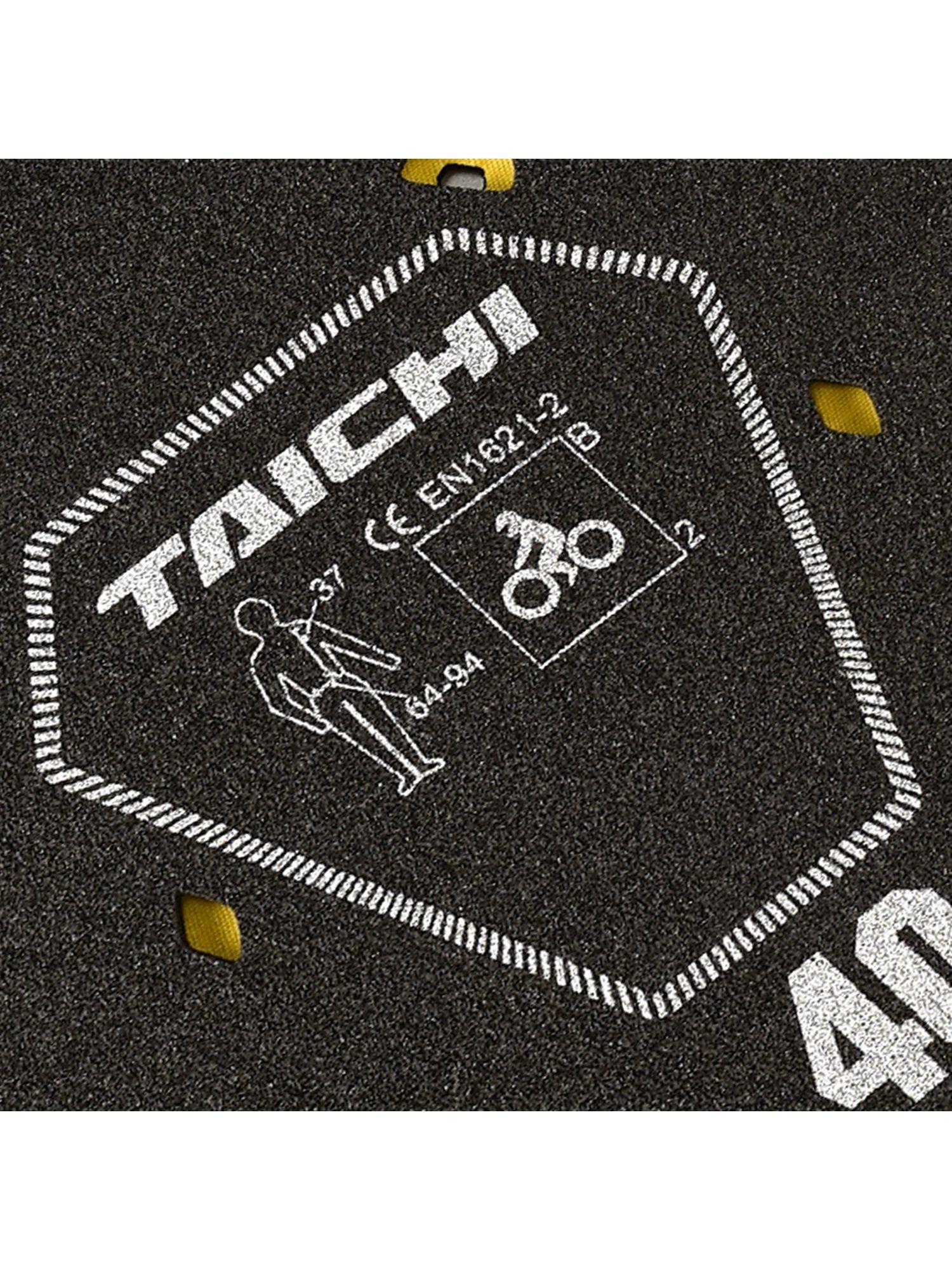TRV044 | TAICHI CE(LV2)バックプロテクター[1color]