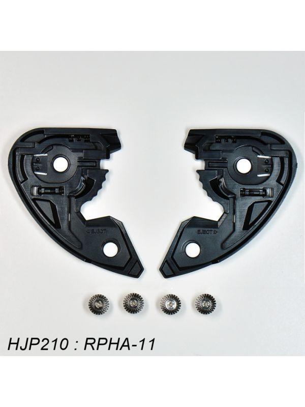 HJP210   ギアプレートセット:RPHA11.RPHA70