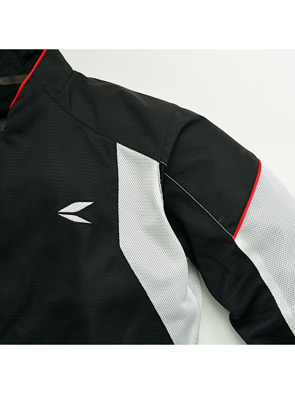 RSJ317 | クルー メッシュジャケット