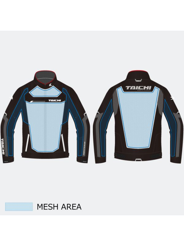 RSJ320 | クロスオーバー メッシュジャケット