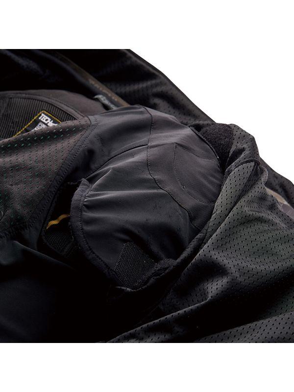 RSJ326 レーサーメッシュジャケット for TECH-AIR