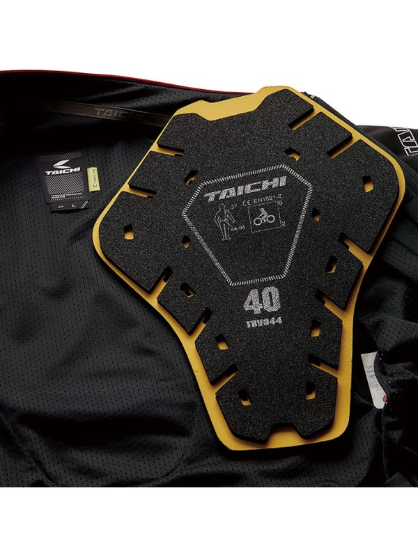 RSJ332|ARMED HIGH PROTECTION MESH JACKET