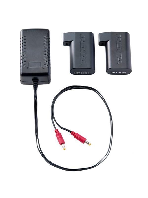 RSP042|e-HEAT 7.2V充電器&バッテリーセット