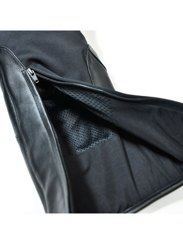 RSY830 | TRACER LEATHER PANTS