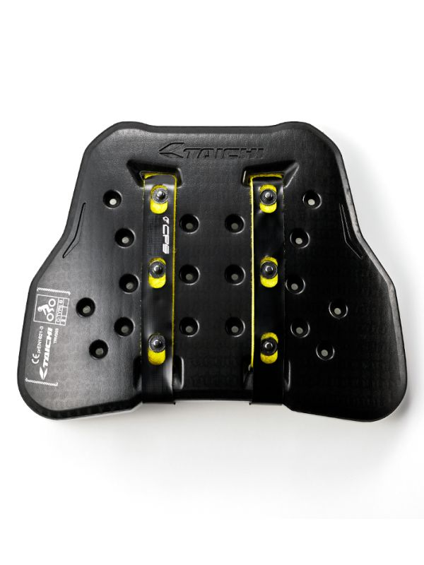 TRV063 | TECCELL CHEST PROTECTOR (WITH BUTTON)【MEN'S】