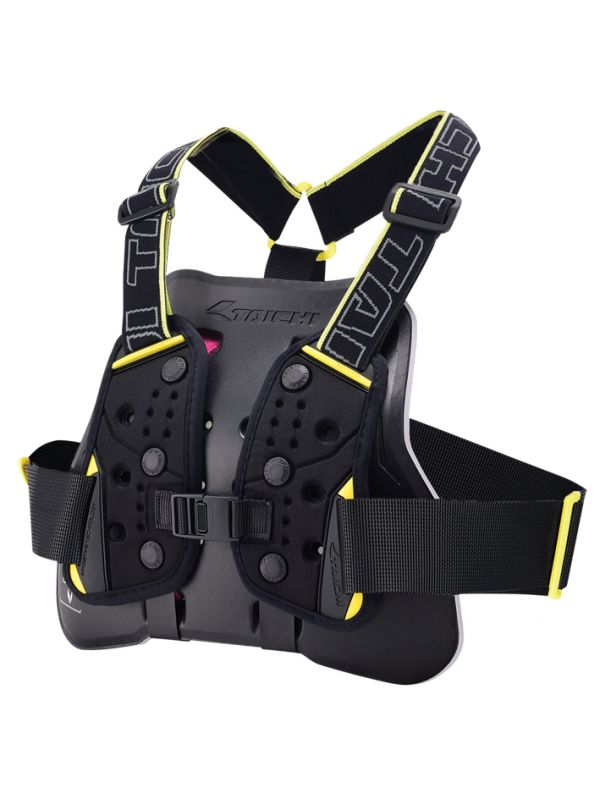 TRV064 | TECCELL CHEST PROTECTOR (WITH BELT)【WOMEN'S】