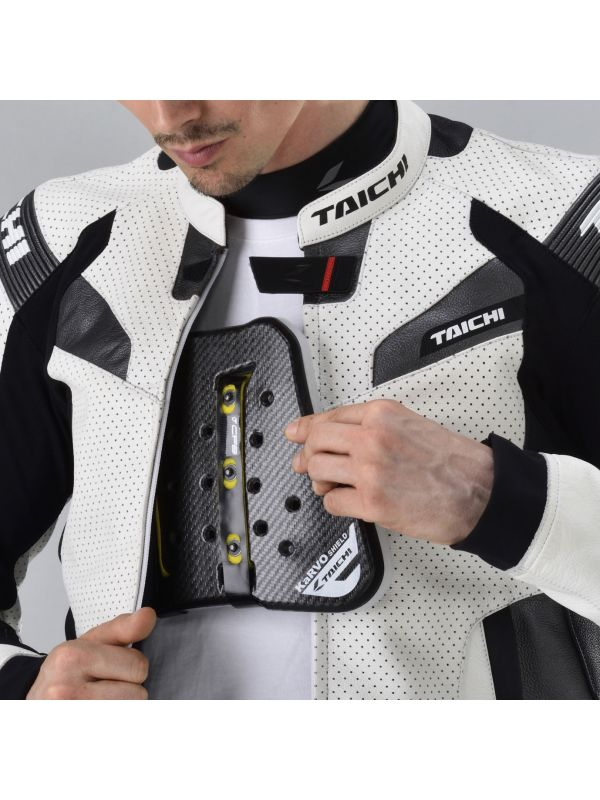 TRV069|CROSSLAY CHEST PROTECTOR(WITH BUTTON)